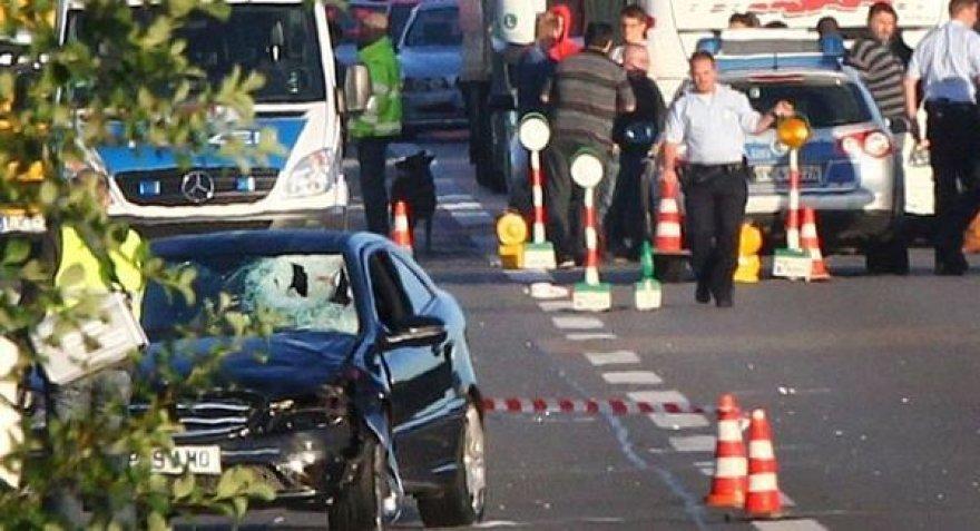 Nelaimė Vokietijoje