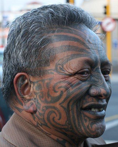 Polinezijos šalių tatuiruotės