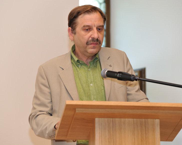 Archeologas prof. Albinas Kuncevičius