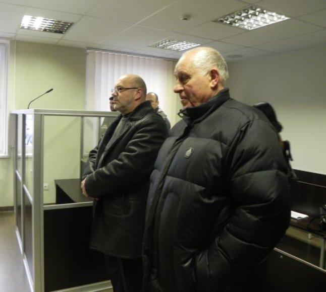 A.Šimkus ir J.Rukšėnas antradienį buvo išteisinti.