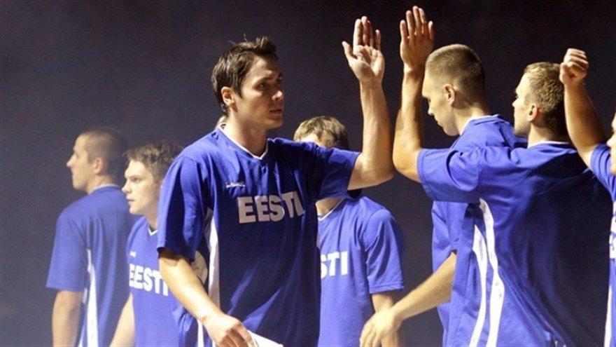 Estijos krepšinio rinktinė