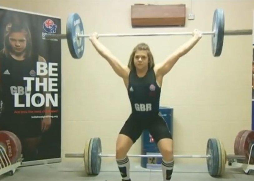 Rebekah Tiler – stipriausia Didžiosios Britanijos moksleivė