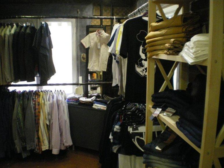 Kaune aptikta nelegali parduotuvė