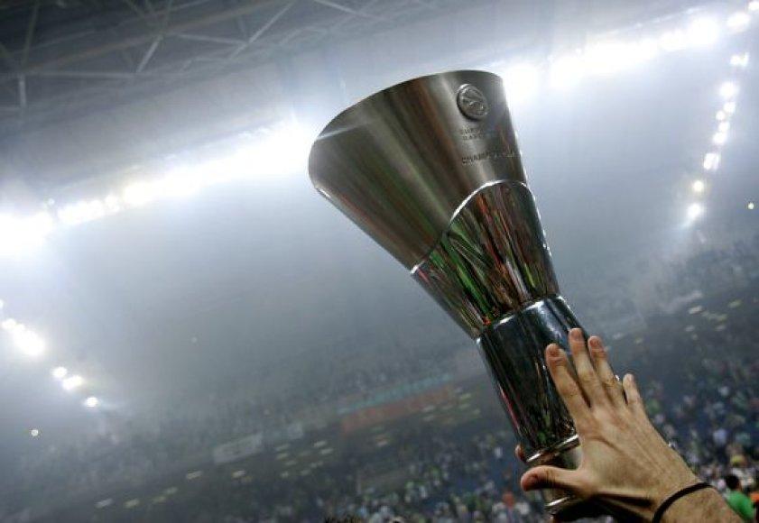 Eurolygos taurė turės naują šeimininką