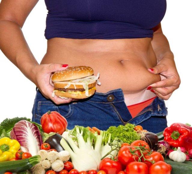 Kaip atsikratyti papildomų kilogramų?