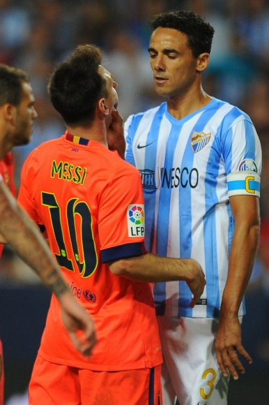 Lionelis Messi ir Welingtonas