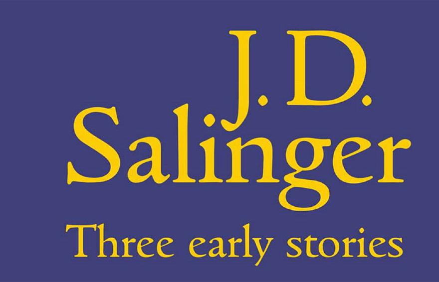 nauja J.D.Salingerio knyga
