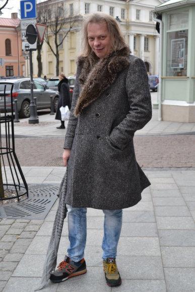 Gatvės stilius Vilniuje: Saulius