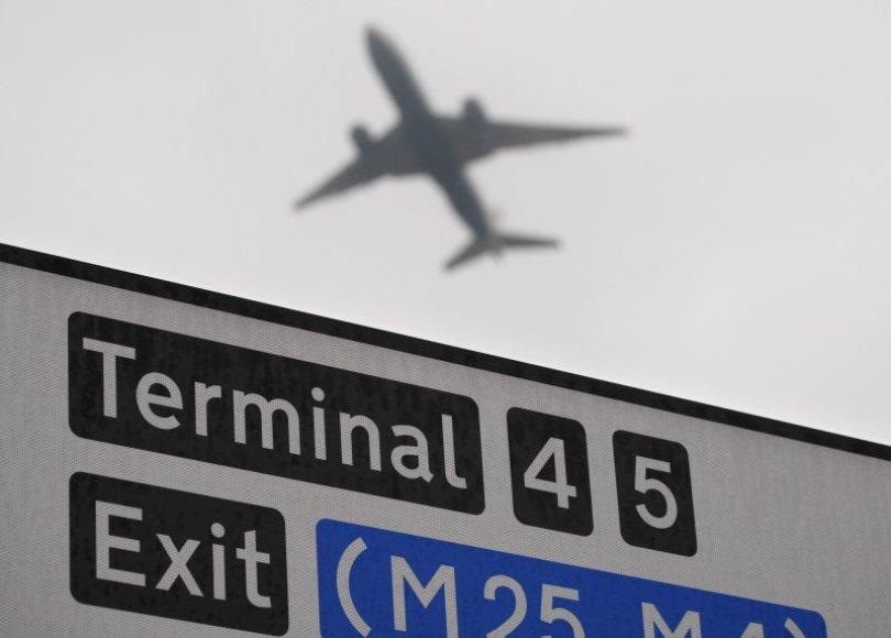 Londono Heathrow oro uostas