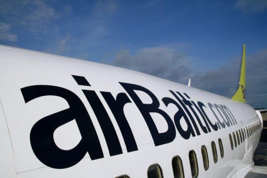 Airbaltic lietuva