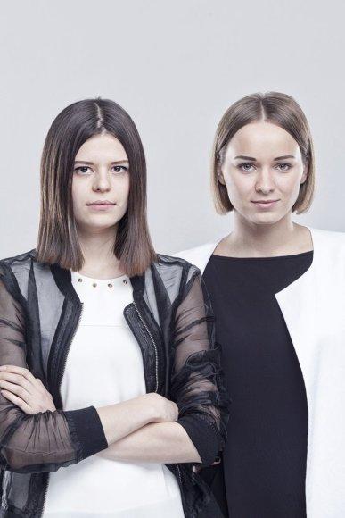 Lina Bernotaitytė ir Monika Klupšaitė