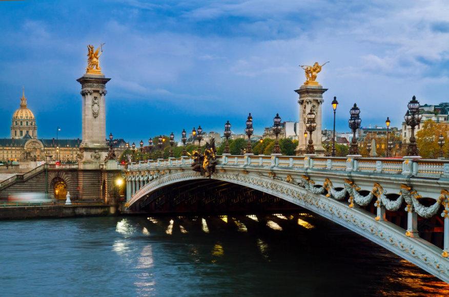 Paryžius.