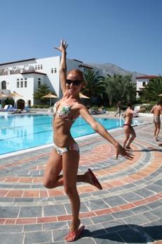 Foto naujienai: Jurgitos Česnavičiūtės įspūdžiai iš Graikijos