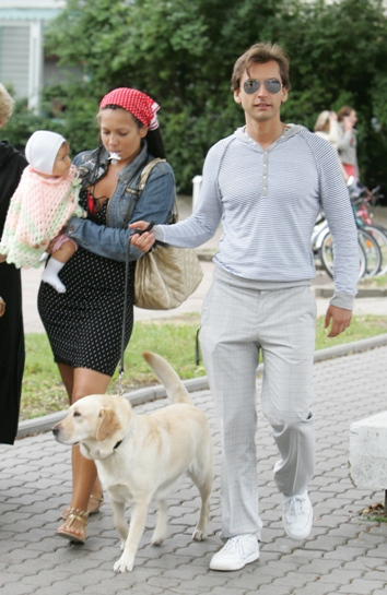 Foto naujienai: Aida Žiliūtė ir Alanas Chošnau turi vaiką?