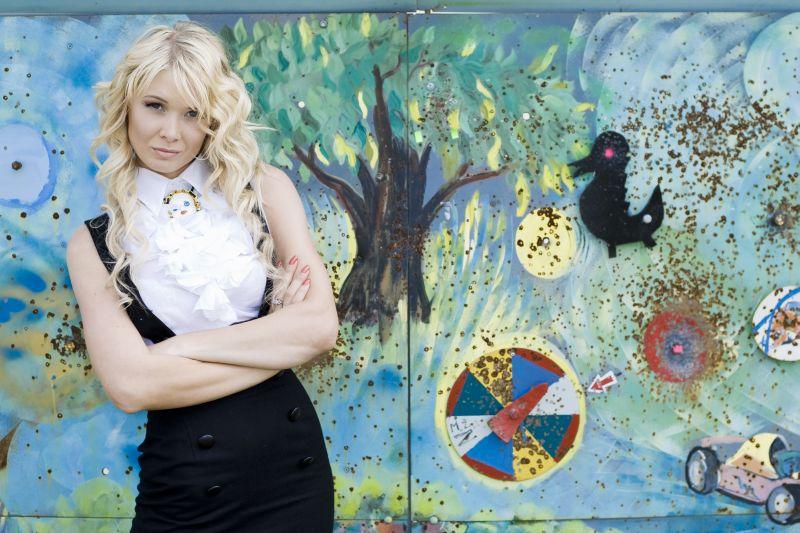 Foto naujienai: Natalija Zvonkė: skambi pavardė – skambi suma