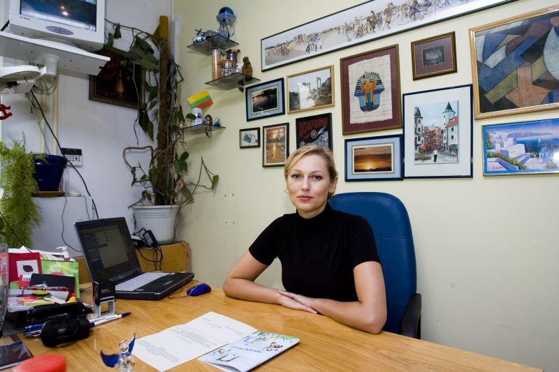 Foto naujienai: Ar minkšta direktorės kėdė Ilonai Penkauskienei?