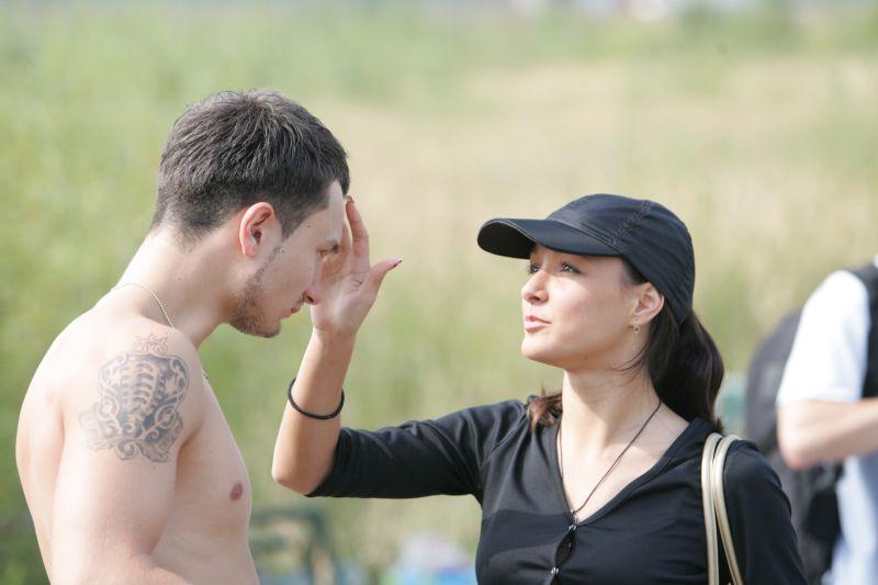 Foto naujienai: Vaidas Baumila: dėmesio nebūna per daug...