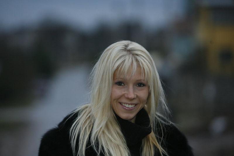 Foto naujienai: Inga Stumbrienė dėl įvaizdžio padarė viską