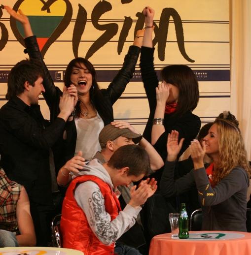 """Foto naujienai: Ir vėl """"Eurovizija""""!"""