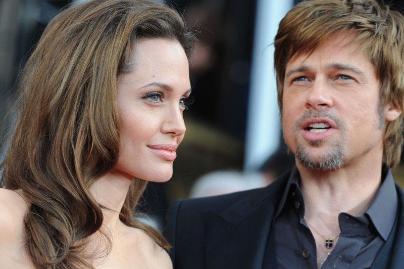 """Foto naujienai: Bradas ir Angelina """"Aktorių Gildijos apdovanojimų"""" ceremonijoje"""