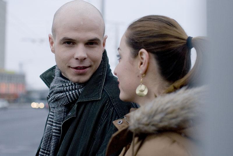 Foto naujienai: Aktorius Marius MAČIULIS iš tiesų myli kitą!