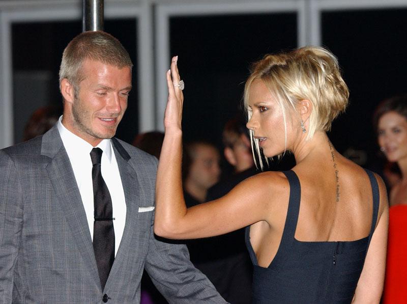 Foto naujienai: Paaiškėjo antrųjų Beckhamų vestuvių detalės