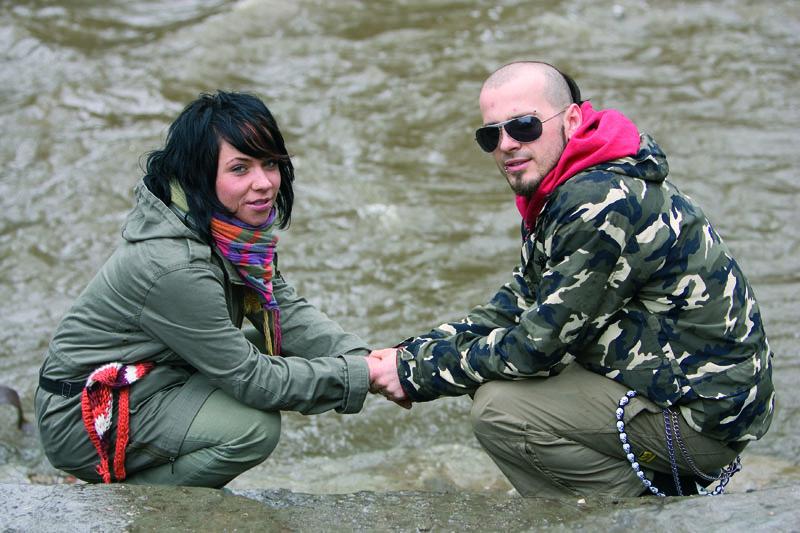 Foto naujienai: Rolandas Skripkaitis-Rūlė: berniukas ar mergaitė?