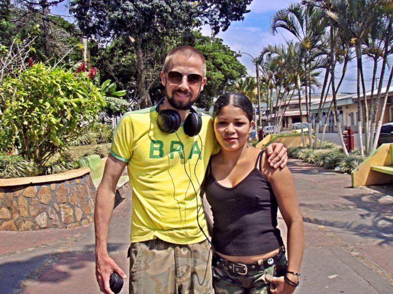 Foto naujienai: Linas Adomaitis keliauja po Centrinę Ameriką