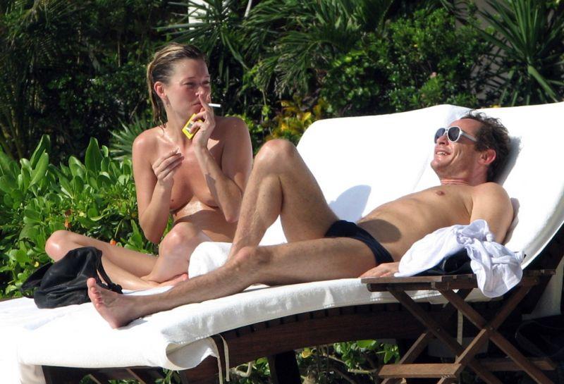 Foto naujienai: Kas sutramdys Kate Moss?