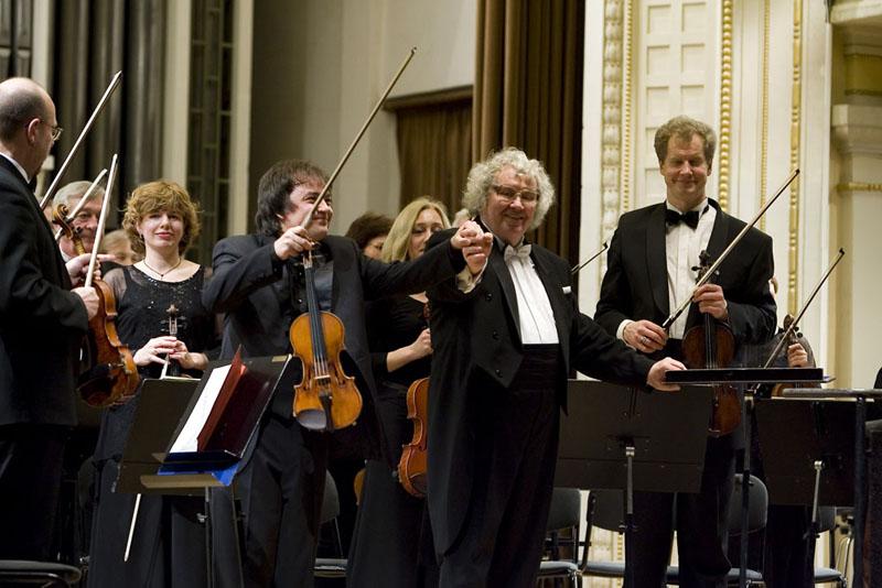 Foto naujienai: Lietuvos nacionalinio simfoninio orkestro klubo dešimtmetis