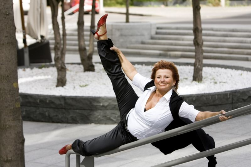 Foto naujienai: Joanos Bartaškienės jaunatviškumo paslaptys