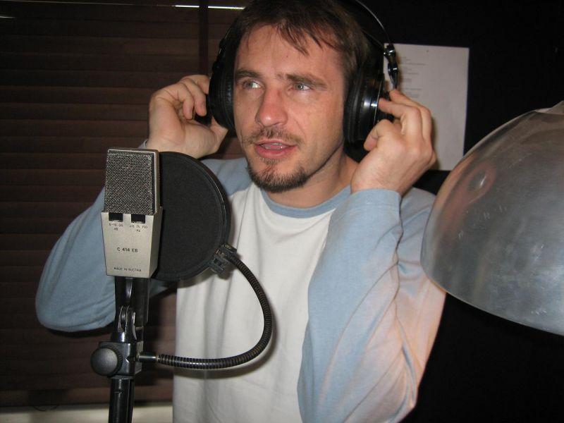 Foto naujienai: M. Mikutavičius sukūrė TV3 15-ojo gimtadienio himną