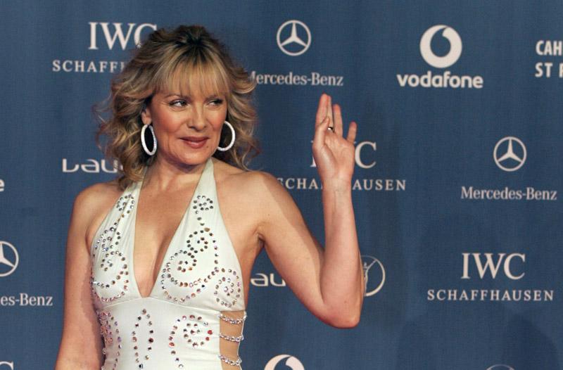Foto naujienai: Kim Cattrall nesidarys plastinių operacijų