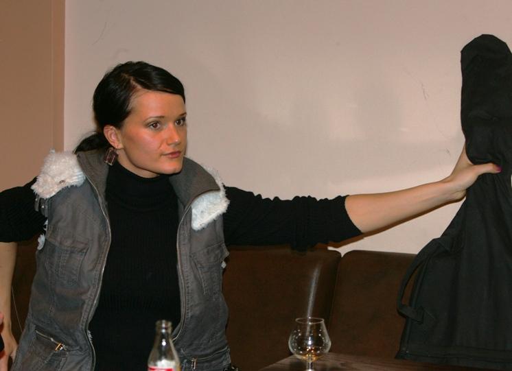 Foto naujienai: Sandra Sušinskytė nebenori viešumo
