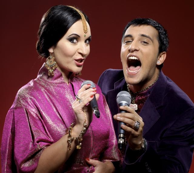 """Foto naujienai: L. Gradauskienė ir Radži pirmauja """"Žvaigždžių duetuose"""""""