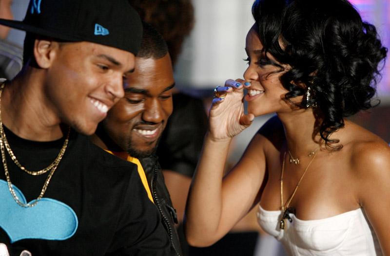"""Foto naujienai: Rihanna apie Chrisą Browną: """"Dabar mes labai artimi"""""""