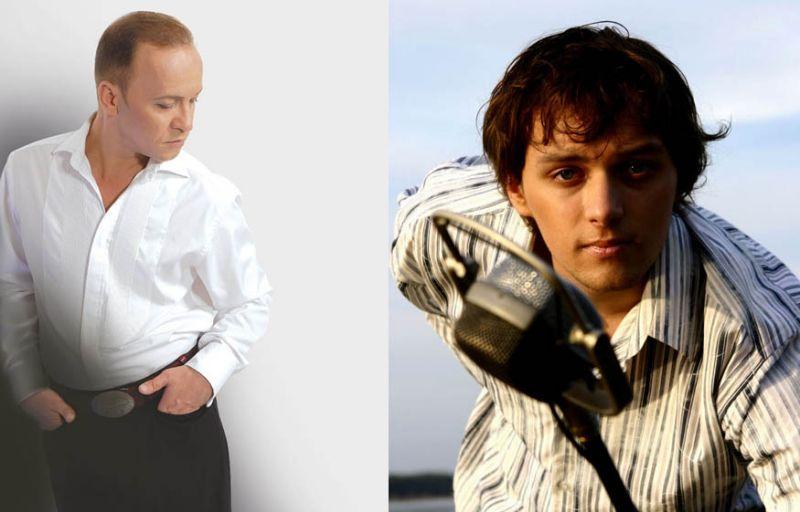 Foto naujienai: K.Kerbedis ir Haroldas uždainavo duetu