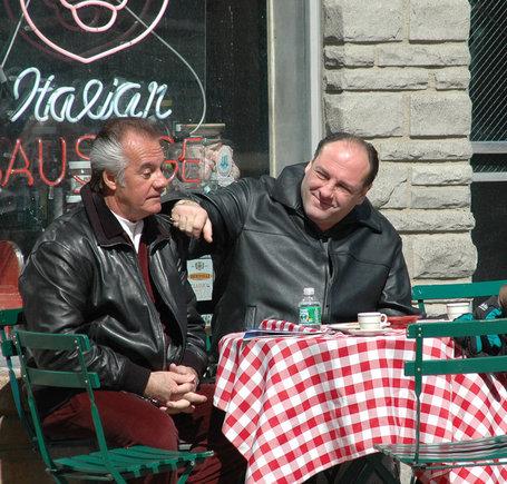 """zmones24.lt/Foto naujienai: Jamesas Gandolfini: """"Sopranai"""" labdarai"""