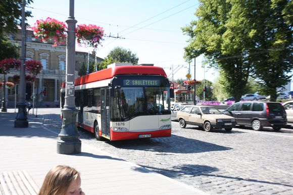 Visuomeninis transportas