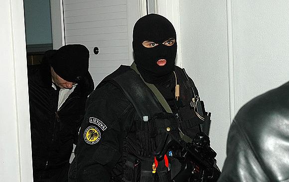 Konstantinas Michailovas - vienintelis suimtasis Medininkų žudynių byloje.
