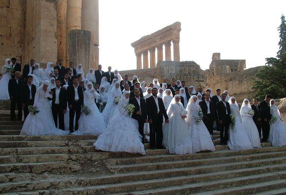 Masinės vestuvės