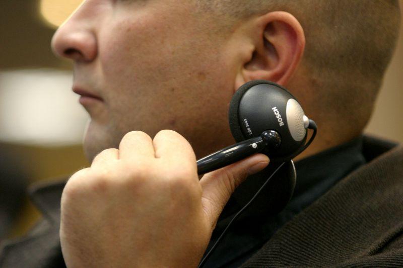Triukšmas kenkia sveikatai.