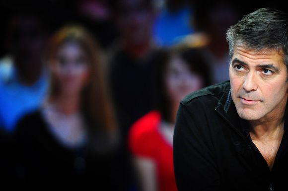George Clooney išpirko savo kaltę