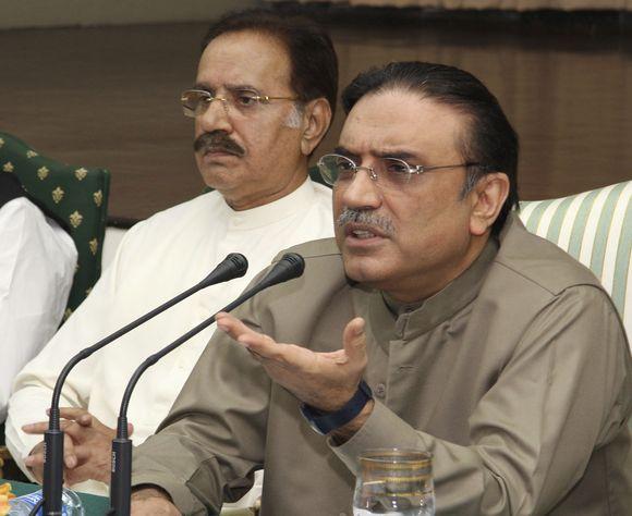 Asifas Alis Zardaris