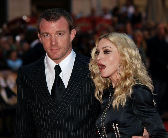 Guy Ritchie ir Madonna