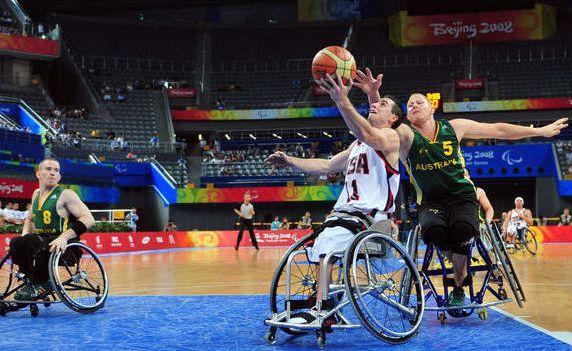 Parolimpinės žaidynės Pekine