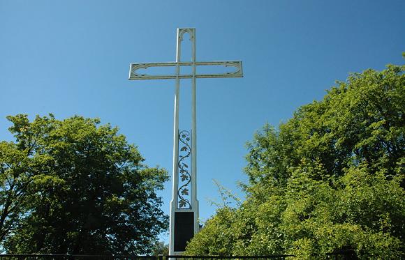 Kryžius šv. Brunonui atminti