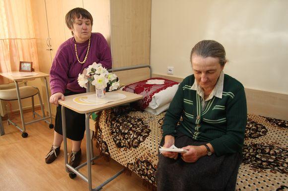 Gyvenimo sąlygų kokybę Vilniaus senų žmonių pensionatai užtikrina, tačiau visų priimti nepajėgia.