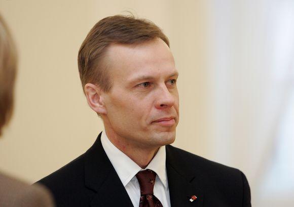 Lietuvos ambasadorius JAV Audrius Brūzga.