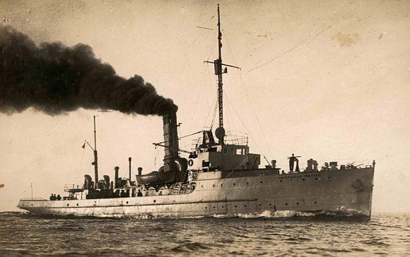 """Laivas """"Prezidentas Smetona""""."""